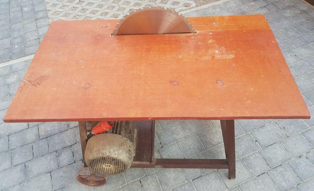 Piła stołowa krajzega cyrkularka 380V 5,5KW 500mm