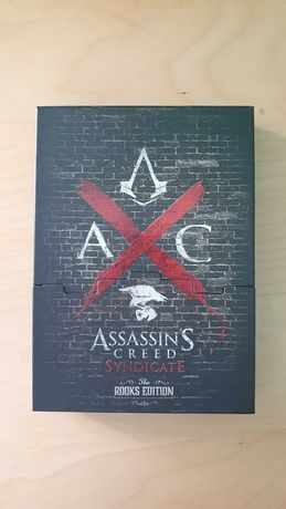Assassin's creed Syndicate Rooks Edition Ps4