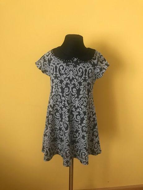 Sukienka dziewczęca 122cm