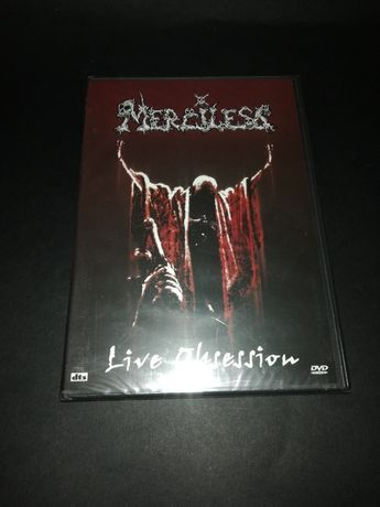 "DVD Merciless ""Live Obsession"""