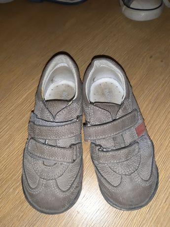 Buty chłopiec