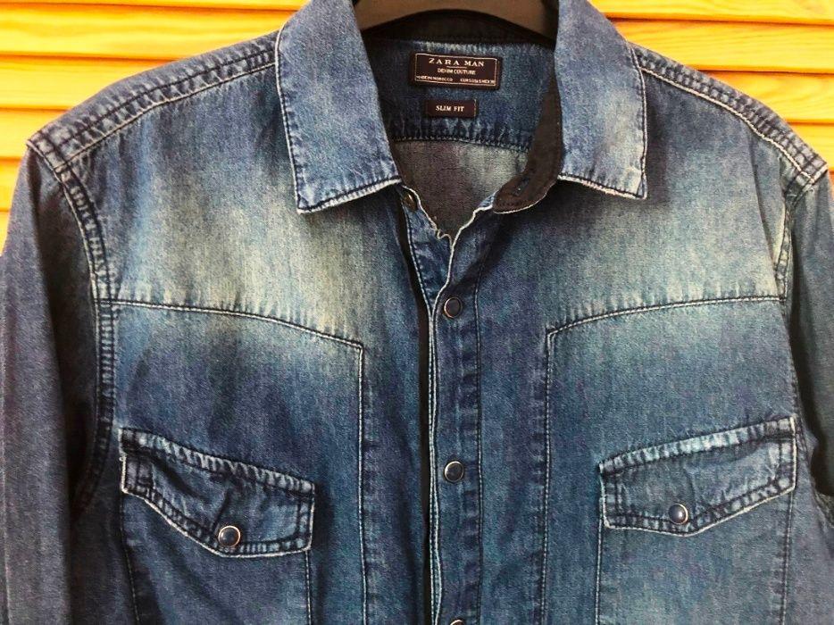 Sprzedam męską koszulę Zara S Syców - image 1
