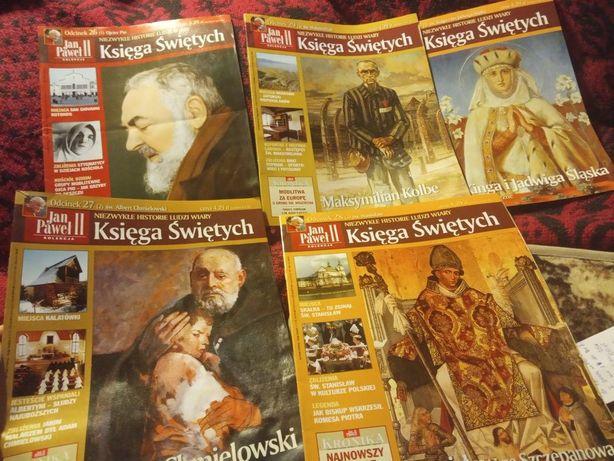 Kolekcja Świętych - niezwykłe historie ludzi wiary - promocja!!!