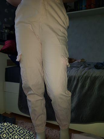 Spodnie pull and bear