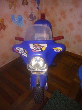 Мотоцикл игрушка для детей до 12 лет