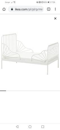 Rama łóżka dziecięcego Ikea Minnen.