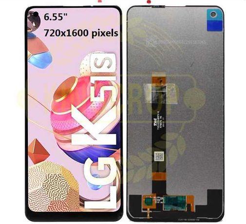 Wyświetlacz LG K8 K10  K41s  K50s K52s  Q7 A52 W31 W11 /WYMIANA SERWIS