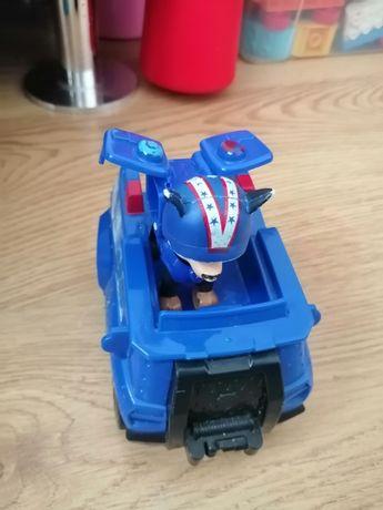 Pojazd Psi patrol chase figurka+pojazd