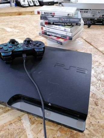 Playstation 3 + 14 Jogos