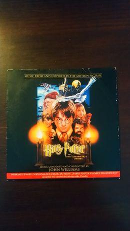 Muzyka z filmu Harry Potter cd