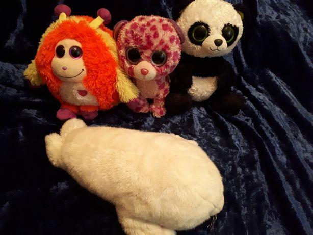 Мягкие игрушки,Глазастики ,Морской котик.
