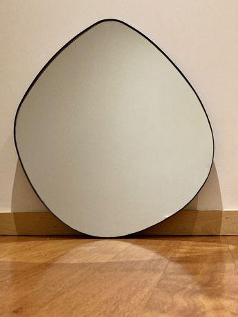Espelho preto 67x60cm