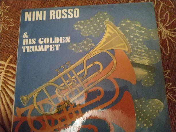 Пластинка виниловая Nini Rosso – Nini Rosso & His Golden Trumpe