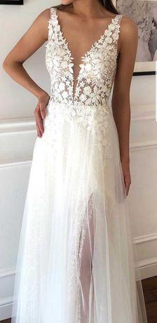Suknia ślubna Tom Sebastien Emmy