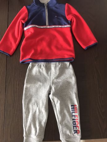 Nowy dres Tommy Hilfiger