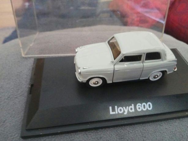 Schuco Lloyd 600 model 1:43 kolekcjonerski w gablotce REZERWACJA