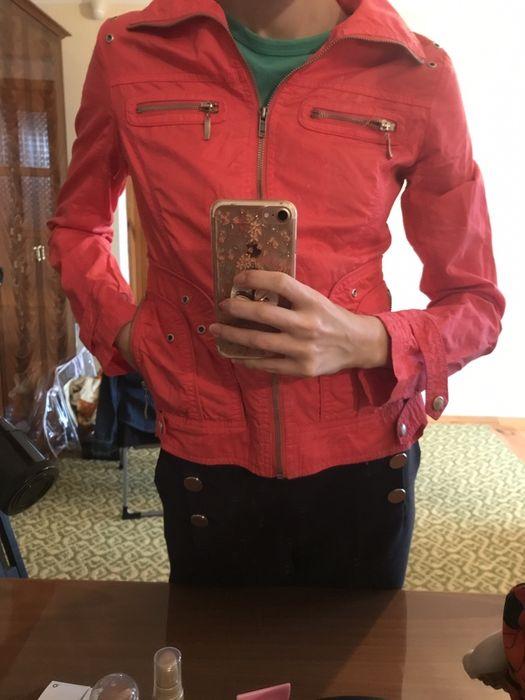 Куртка цвета фуксия Коростышев - изображение 1