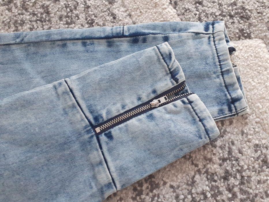 Jeans SINSAY skiny Zawisty Nadbużne - image 1