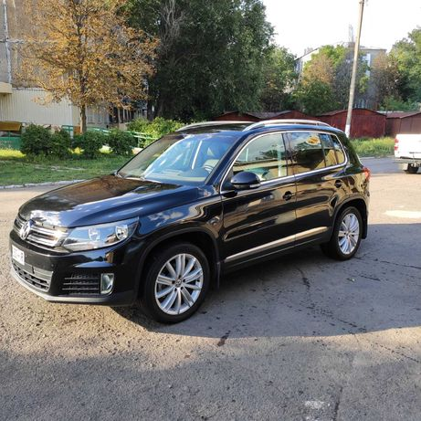 Продам Volkswagen Tiguan 2012