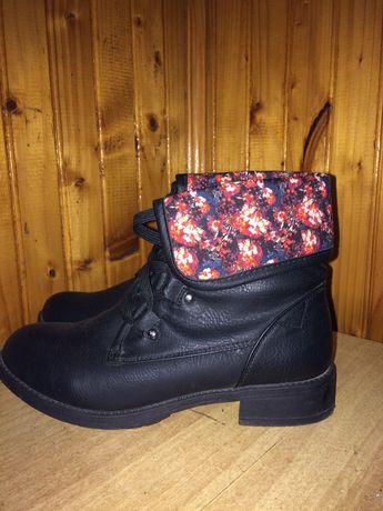 Жіноче взуття, ботінки, обувь, черевики,осінь-весна(36)