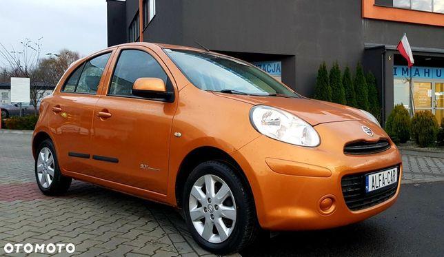 Nissan Micra 2013r*5Drzwi*Benzyna*JakNowy*Gwaracja*Polecam