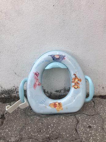 Rudetor de sanita Winnie-the-Pooh para bebé