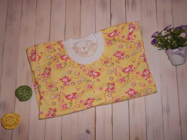 Пижамы фланель рост 116см