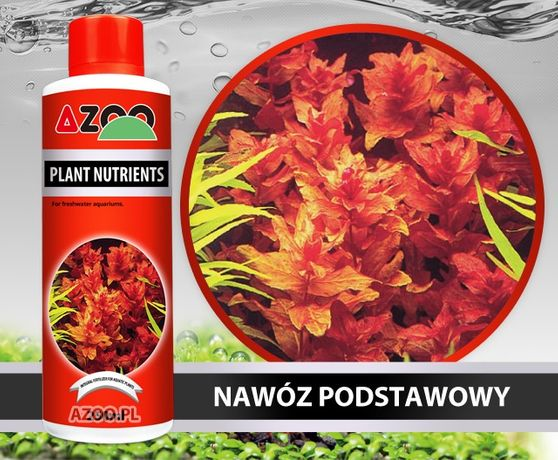 Azoo Plant Nutrients 500ml.