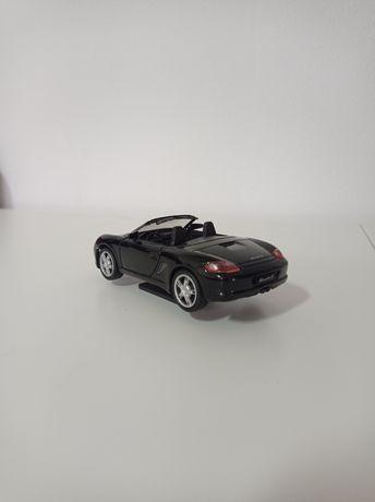 Porsche Boxster S miniatura coleção