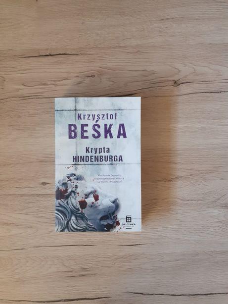 Krypta Hindenburga - Krzysztof Beśka