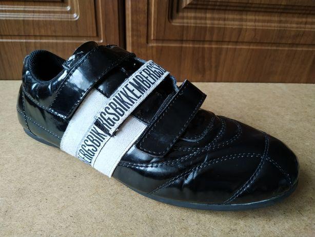 Кожаные кроссовки Dirk Bikkembergs 43 оригинал Италия dsquared2