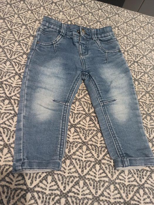Продам джинсы на 9-12 месяцев Киев - изображение 1