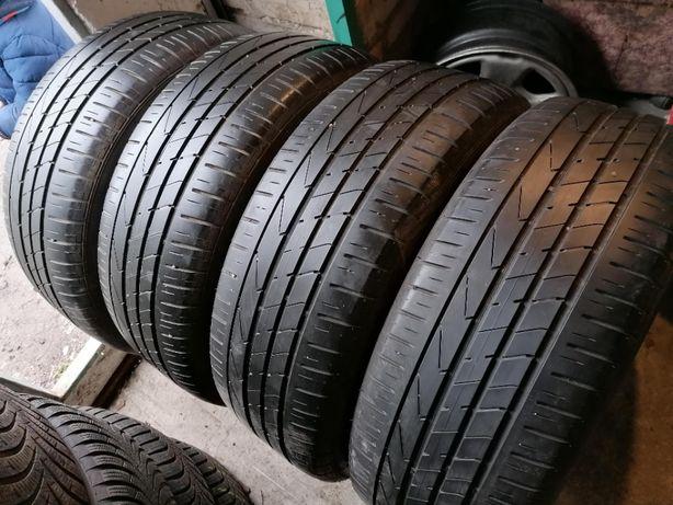 235/60r18 летние шины бу Hankook