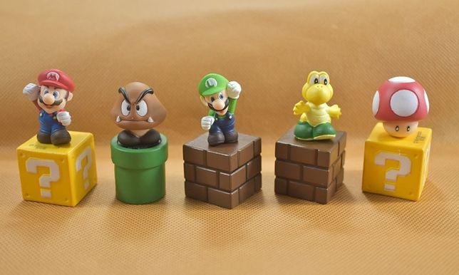 Zestaw figurek Super Mario