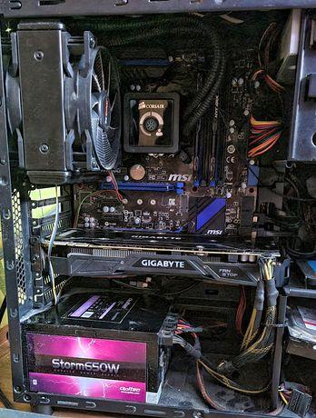 GTX 1070 G1 8GB RAM/I5 4690K /16GB DDR3 /MONITOR 144HZ
