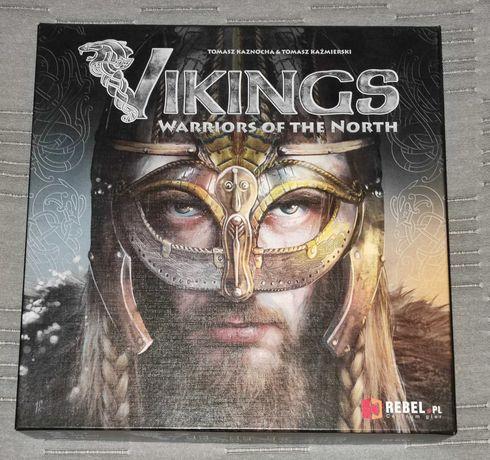 Wikingowie Wojownicy Północy * Vikings Warriors of the North * NOWA
