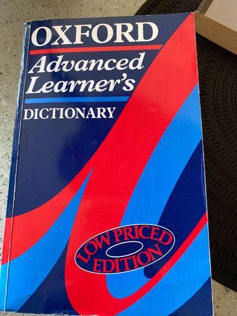 Oxford Advanced Learner's divtionary 4 e