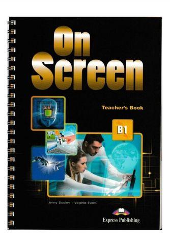 On Screen Teacher's Book B1..
