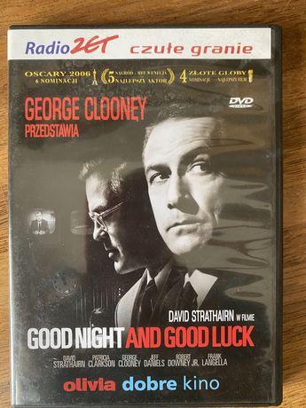 Dvd - good night ang good luck