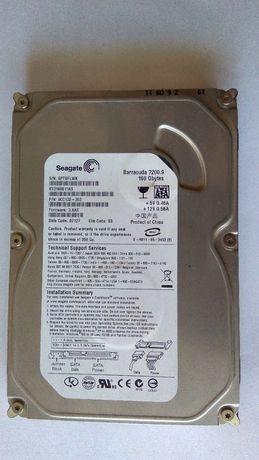 Жесткий диск Seagate Barracuda 7200.9 160GB 7200rpm 8MB ST3160811AS 3.