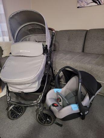 Kinderkraft Moov wózek wielofunkcyjny 3w1