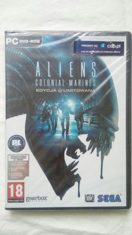 Aliens. Gra na PC. NOWA!