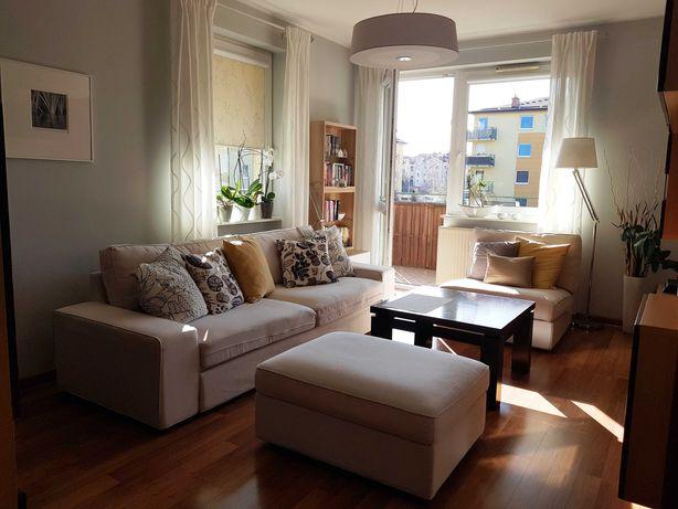 Słoneczne mieszkanie, 2-pokoje, narożny balkon, idealna lokalizacja!!!