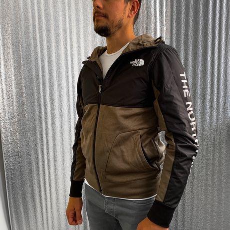 Оригинал The North Face zip hoodie худи Норс Фейс tnf