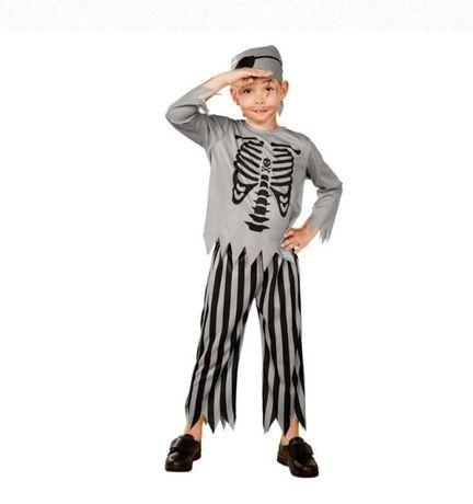 Карнавальный костюм пирата lidl -германия на 4-6 лет на 10