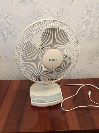 Вентилятор Philips настольный