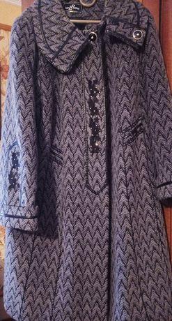 Пальто сукняне осінньо-зимове