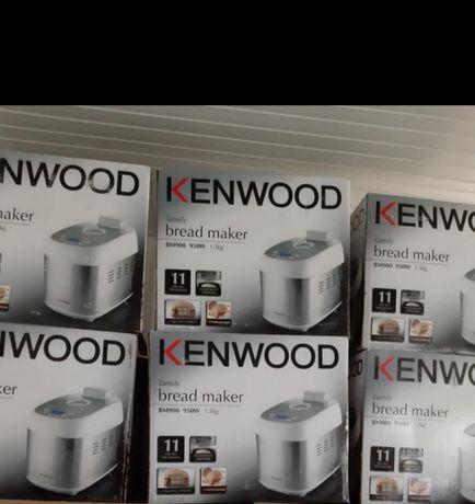 Новые Хлебопечи Kenwood BM900