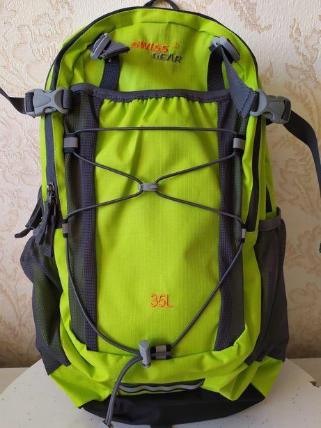 Рюкзак SWISSGEAR 35L оригинал туристический спортивный городской вело