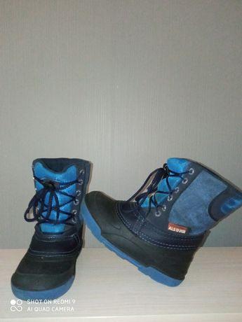 Alisa Line зимові чоботи , зимние сапоги